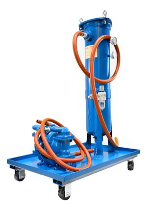 machine tool coolant filter