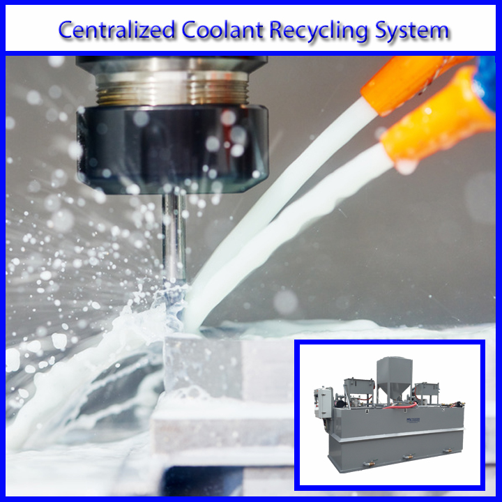 Machine Tool Coolant Systems : Custom lube filtration systems msc filter technologies